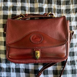 Vintage AWL Dooney & Bourke Carrier